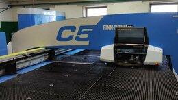 Пресс-станки - Координатно-пробивной пресс Finn-Power C5, 0