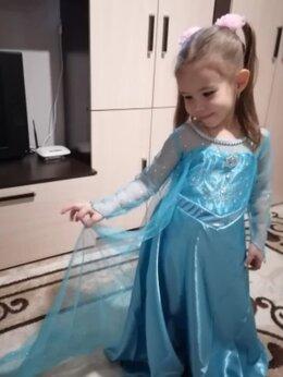 """Платья и сарафаны - Принцесса Эльза """"Холодное сердце"""" платье 104-134см, 0"""