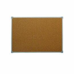 Доски - Доска  90*120см пробковая Dingli УЦЕНКА /4, 0