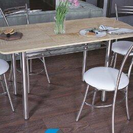 Мебель для кухни - Стол обеденный раздвижной ЛДСП, 0