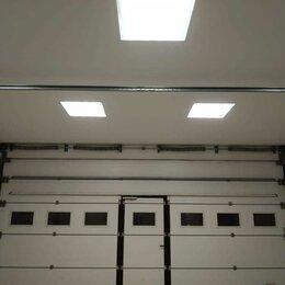 Потолки и комплектующие - Тканевые натяжные потолки , 0