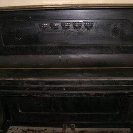 Клавишные инструменты - Пианино немецкое антикварное, 0