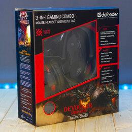 Наушники и Bluetooth-гарнитуры - Игровой набор Defender Devourer MHP-006, 0