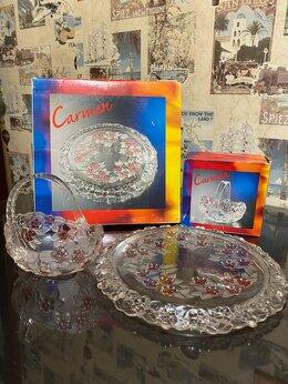 Блюда и салатники - блюдо для торта/ подставка, тортовница, конфетница, 0