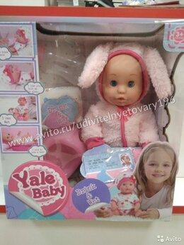 Куклы и пупсы - Пупс интерактивный Yale Babe мальчик, 0