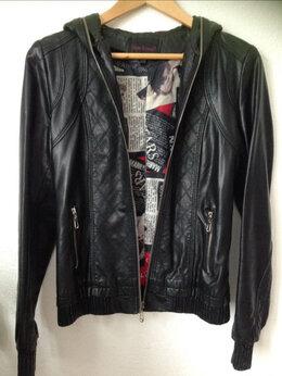 Куртки - Куртка чёрная Snow Airwolf, 0