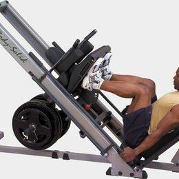 Спортивная защита - Body Solid GLPH1100 Жим ногами, 0