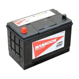 Аккумуляторы  - Аккумулятор автомобильный HANKOOK 6СТ-100.1…, 0