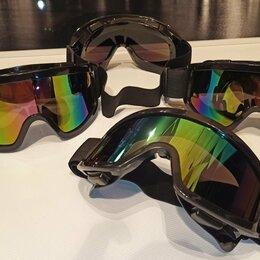 Спортивная защита - Мото очки для мотокросса эндуро, 0