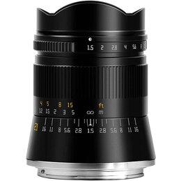 Объективы - Объектив TTartisan 21 мм F1.5 для Nikon Z, 0