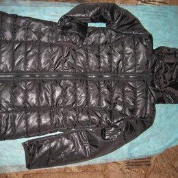 Пальто - полупальто стёганное, 0