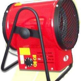 Промышленное климатическое оборудование - Пушка тепловая электрическая КЭВПм-21кВт, 0