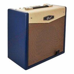 Гитарное усиление - CORT CM15R DB Комбоусилитель гитарный, 8, 15 Вт,…, 0