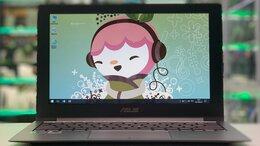 Ноутбуки - Asus ZenBook core i5 ssd 120Gb, 0
