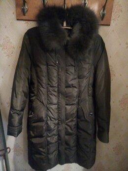 Пальто - Пальто женское демисезон, с капюшоном, синтепон, 0