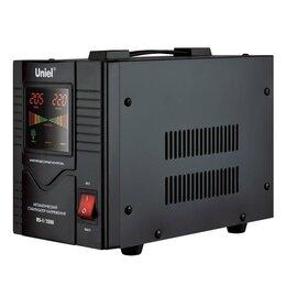 Электроустановочные изделия - Стабилизатор напряжения Uniel 1500ВА RS-1/1500…, 0