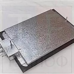Аксессуары и запчасти - Конфорка КЭС-0,12/3,0 Проммаш 422х290х32 выводы сбоку, 0