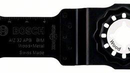 Насадки для многофункционального инструмента - Насадка Starlock Bosch BIM AIZ 32 APB по дереву…, 0