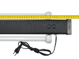 Оборудование для аквариумов и террариумов - Светильник для аквариума 75 см с лампами Т8 (G13), 0