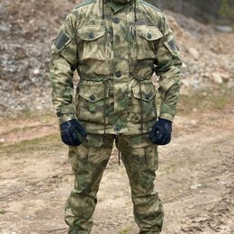 Одежда и обувь - Тактический костюм Горка, 0