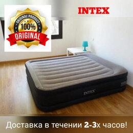 Надувная мебель - Надувные кровати Intex Надувные матрасы Intex FTT, 0