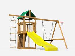 Игровые и спортивные комплексы и горки - Детская игровая площадка PlayFort Солнышко, 0