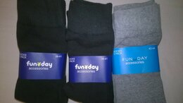 Носки - Спортивные носки мужские FUN DAY, 0