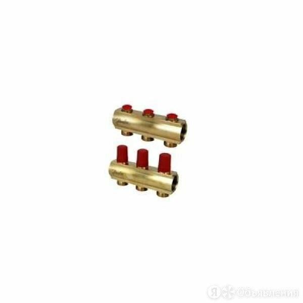 Конфигурация «3 + 3» Распределительный коллектор типа FHF по цене 7521₽ - Коллекторы, фото 0