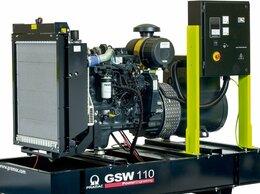 Электрогенераторы - Дизельный генератор Pramac GSW110I, 0