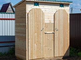 Готовые строения - Хозблок с туалетом для дачи, 0