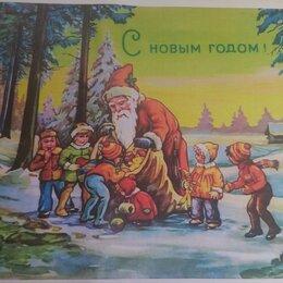 Ёлочные украшения - Набор ёлочных игрушек  из ГДР.1972 ГОД., 0