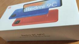 Мобильные телефоны - Xiaomi Redmi 9C, NFC, 64 GB, 5000mAh, Гарантия,…, 0