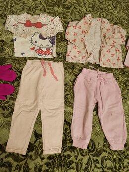 Домашняя одежда - Детские вещи пакетом на девочку (НЕКОНДИЦИЯ) , 0