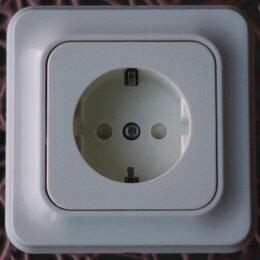 Электроустановочные изделия - Розетки, 0