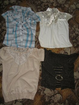 Блузки и кофточки - Блузки женские (Бесплатно), 0