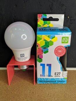 Лампочки - Светодиодная лампа Е27 11вт нейтральный белый, 0