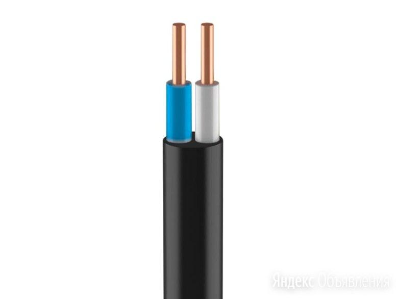 Кабель ВВГнг(А)-FRLSLTx 2х240 1 кВ по цене 8419₽ - Кабели и провода, фото 0