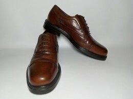 Туфли - Туфли «ARMANDO». Кожа. Ручная работа. Новые.  UK…, 0