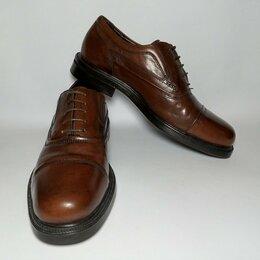 Туфли - Туфли «ARMANDO». Кожа. Ручная работа. Новые.  UK – 10 или 44 по стельке 29,5 см., 0