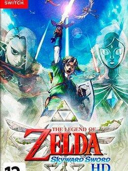 Игры для приставок и ПК - The Legend of Zelda: Skyward Sword HD…, 0