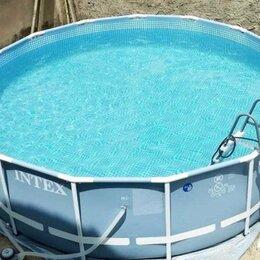 Бассейны - Каркасный бассейн , 0