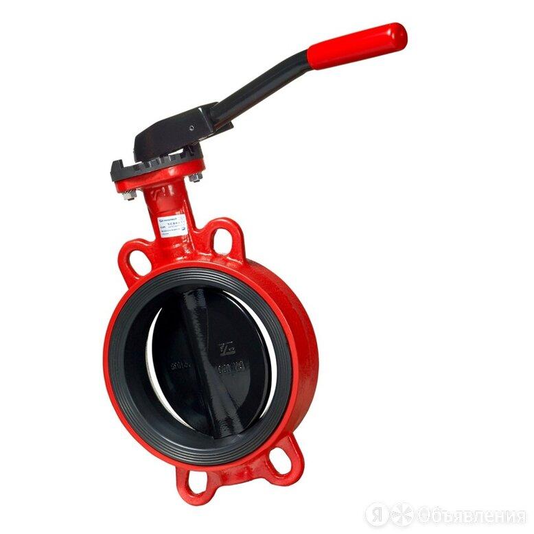 Затвор дисковый поворотный FLN-5-400-MDV-HT Ду 400 Ру16 c редуктором по цене 142091₽ - Элементы систем отопления, фото 0