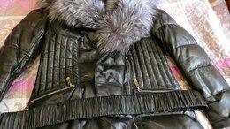 Пуховики - Зимний женский пуховик, 0