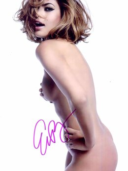 Фотографии и письма - Оригинальный автограф Eva Mendes ( Ева Мендес )…, 0