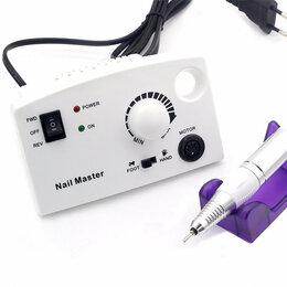 Аппараты для маникюра и педикюра - Аппарат для маникюра Nail Master DM-211 белый, 0