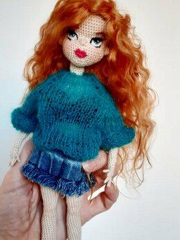 Куклы и пупсы - Кукла ручной работы, 0