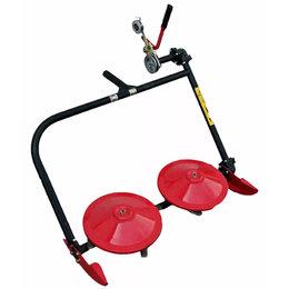 Навесное оборудование - Косилка роторная на ременной мотоблок, 0