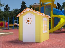 """Игровые домики и палатки - Детский домик """"Солнышко"""" , 0"""