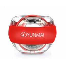 Прочие комплектующие - Гироскопический тренажер Xiaomi Yunmai Gyroscopic Wrist Trainer (Red), 0
