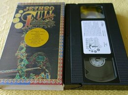 Видеофильмы - Jethro Tull - 25th Anniversary Video - NTSC VHS…, 0